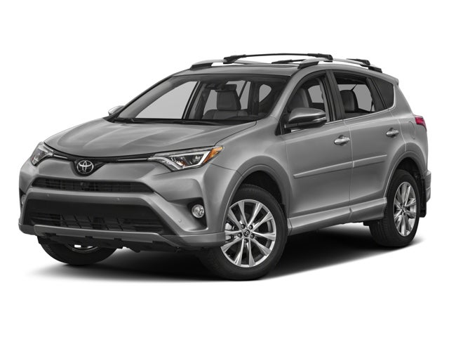 New 2017 Toyota RAV4 Platinum for Sale | DeLuca Toyota in Ocala | SKUX1840