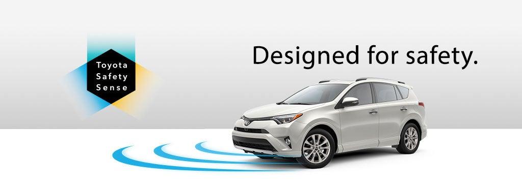 Toyota Safety Sense Deluca In Ocala Fl