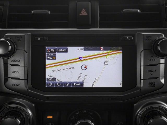 New 2018 Toyota 4runner Sr5 Premium For Sale Deluca