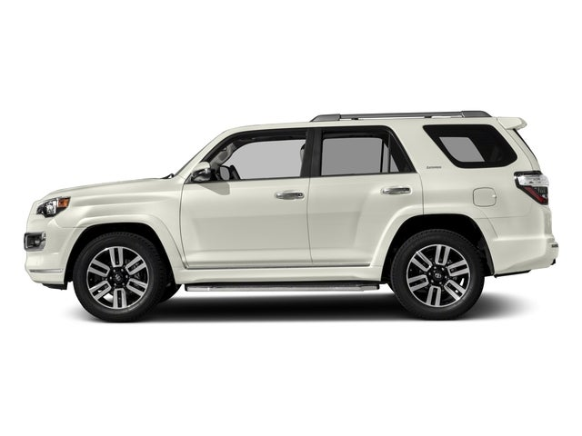 New 2018 Toyota 4runner Limited For Sale Deluca Toyota
