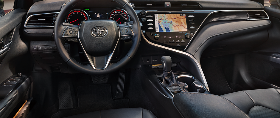 All-New 2018 Toyota Camry in Ocala   DeLuca Toyota