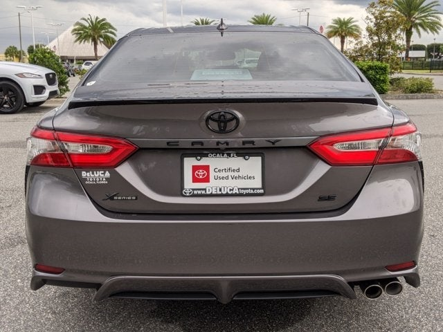 2019 Toyota Camry Se In Ocala Fl Deluca