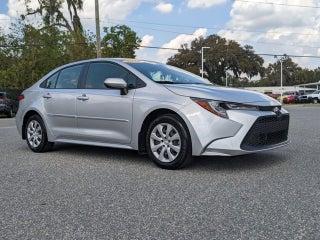 2020 Toyota Corolla Le In Ocala Fl Deluca